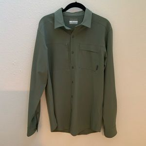 Columbia Omni Wick blouse nwot